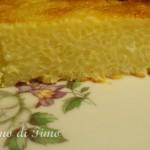 Torta di riso della tradizione