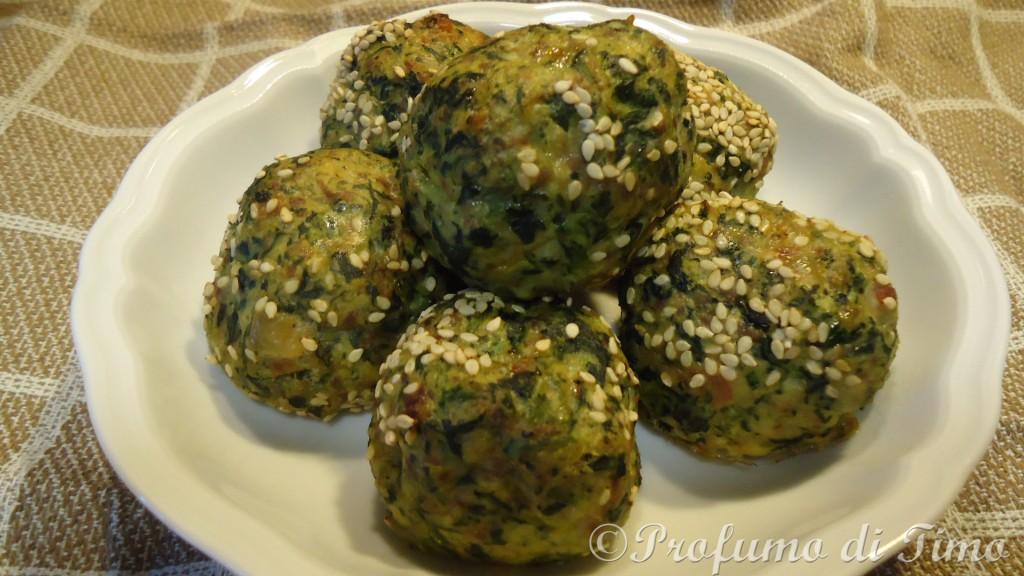 polpettine spiancini patate speck coriandolo manzo macinato in parti uguali (4)
