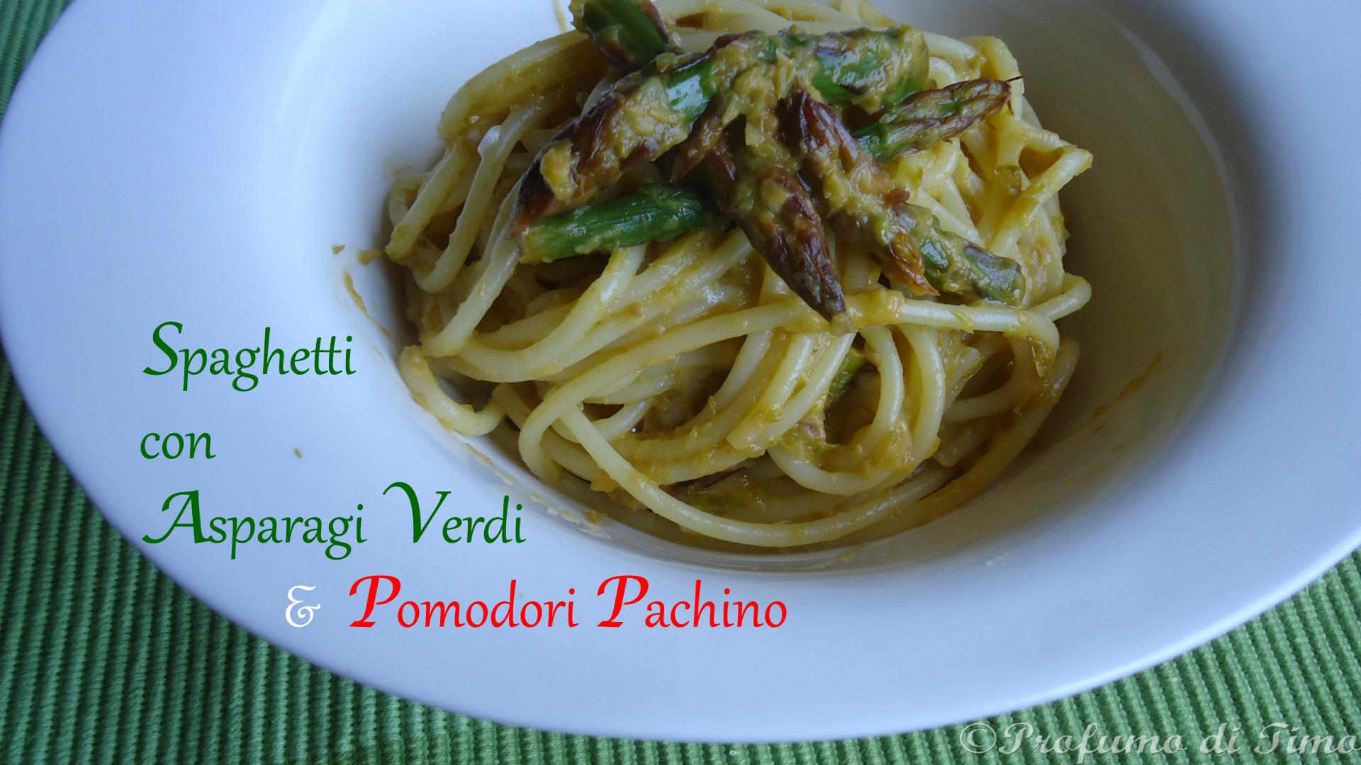 spaghetti  con asparagi verdi e pomodori pachino(1)