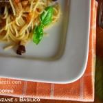 La Norma a Modo Mio ovvero Spaghetti con Melanzane Pomodorini e Basilico