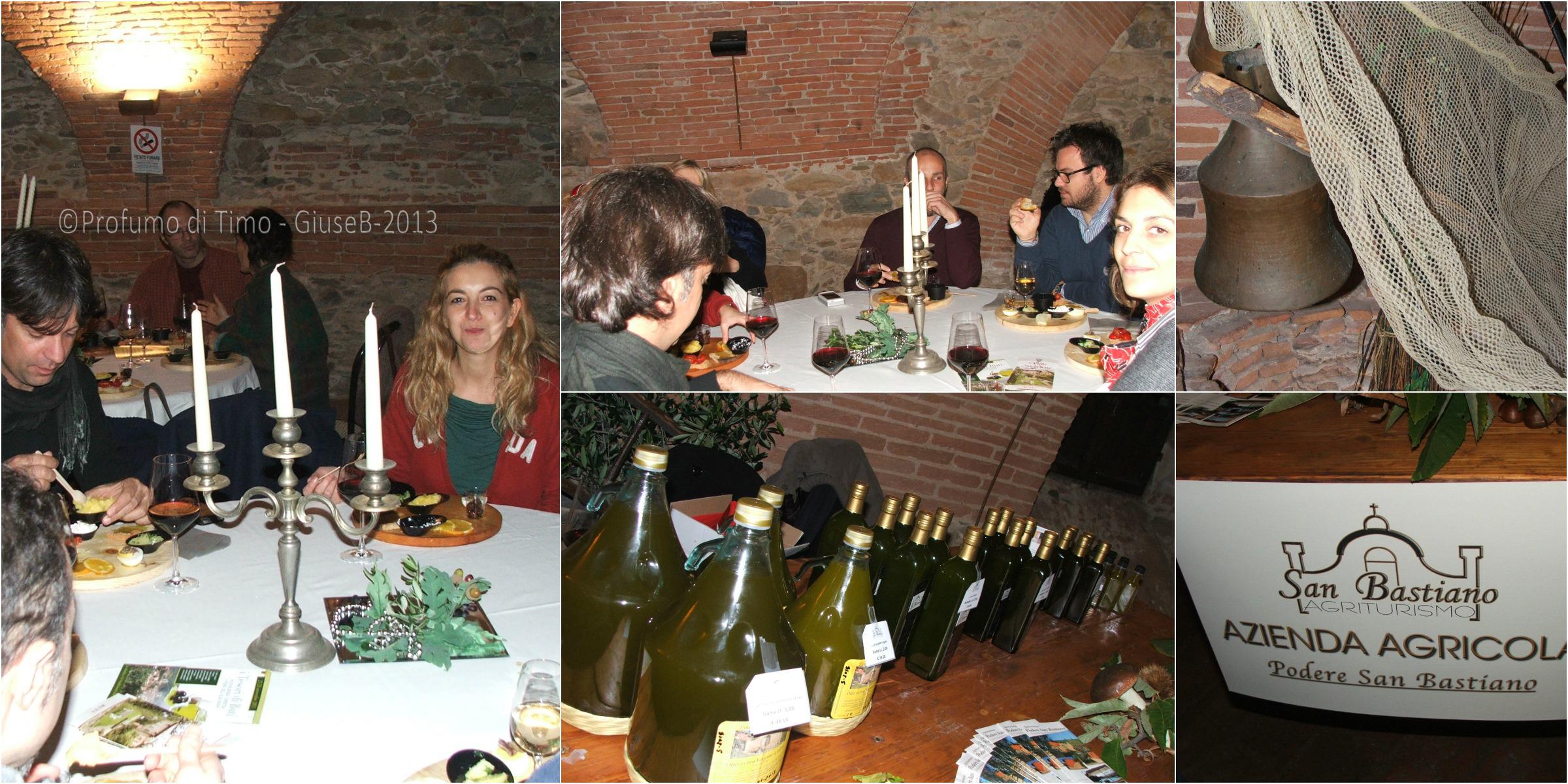 degustazione Olio extra vergine di oliva e Aperitivo a Villa Medicea