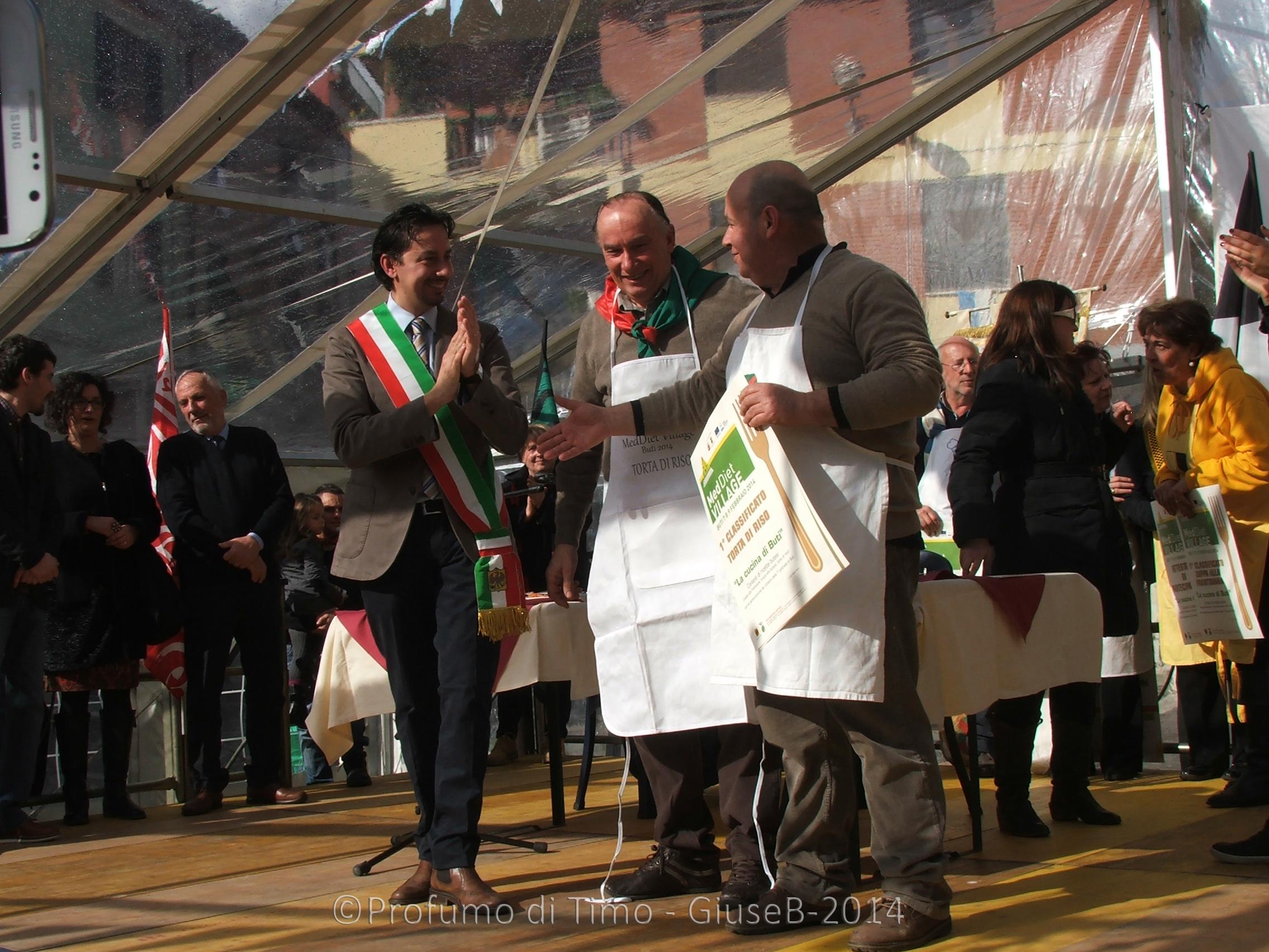 1 classificato TortadiRiso ContradaSanMichele x contest la Cucina di Buti per MeddietVillage 9 febbraio 2014 (61)