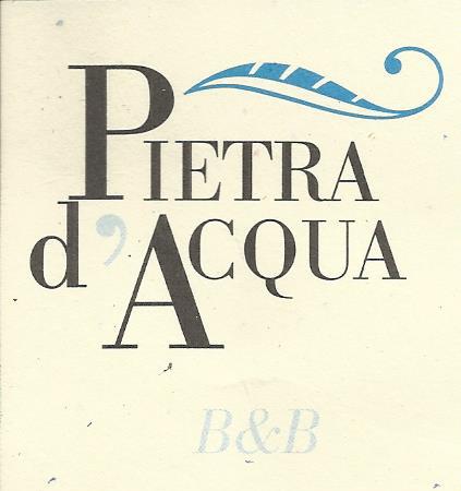 Pietra d'acqua B&B