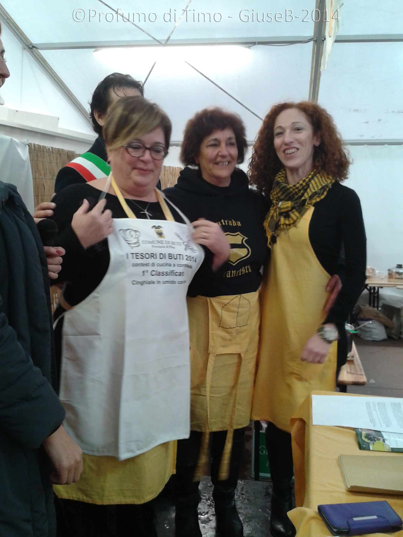 premio Cinghiale in umido con Olive Contrada San Francesco