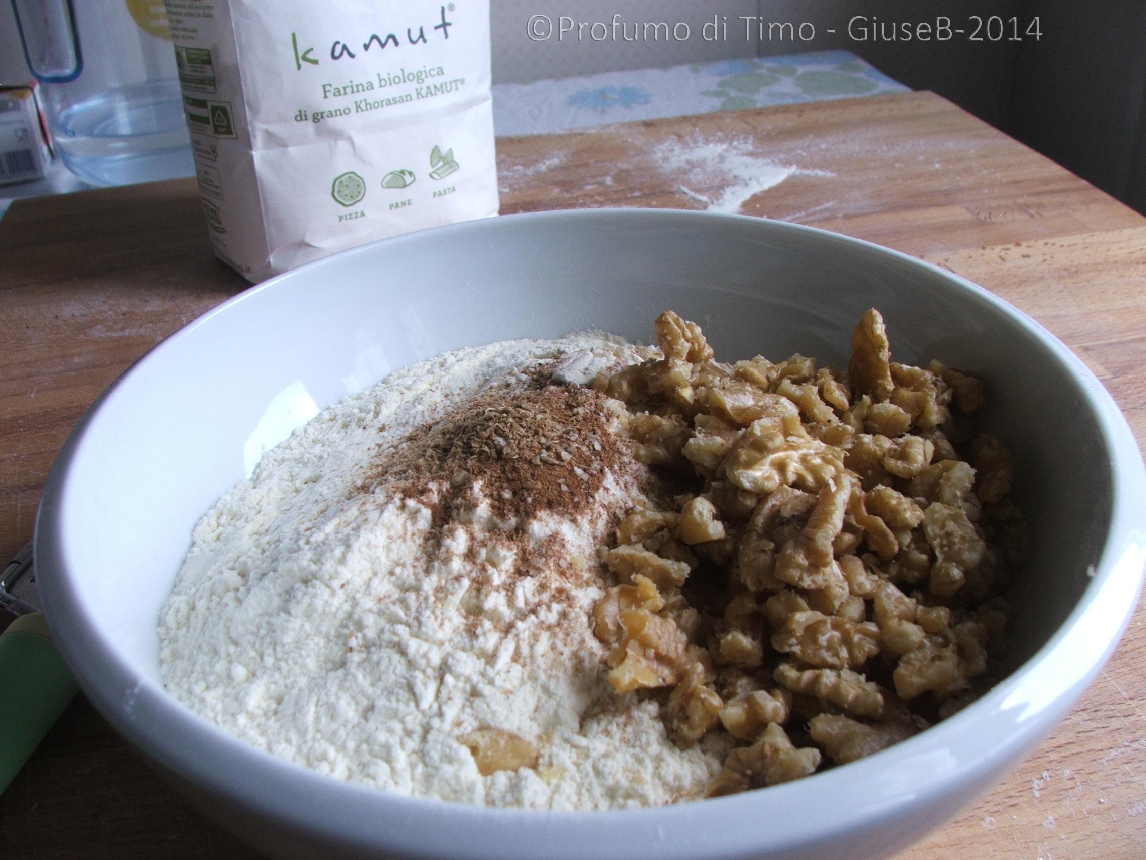 ingredienti cavallucci Toscani