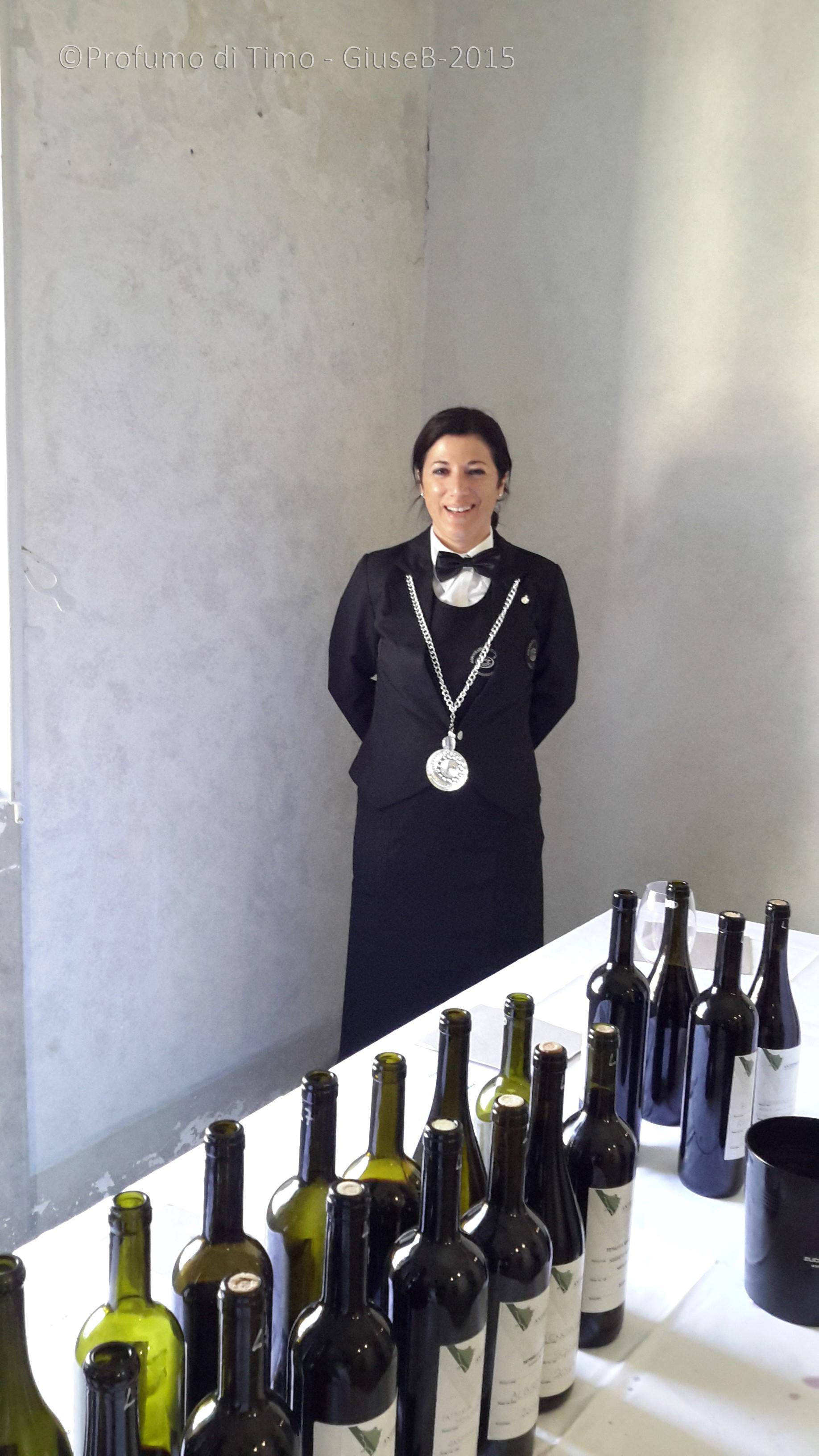 Lorrella P Sommelier Ais Delagazione di Lucca