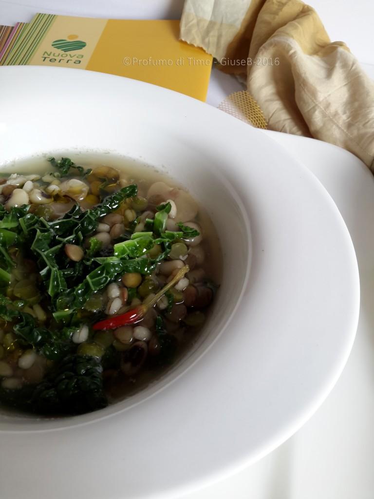 Zuppa Toscana con Farro e Cavolo Verza2