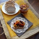 Chili piccante con Paprica forte e semi di cumino – Vegan version