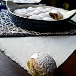 Mini – Buchteln con marmellata di albicocche di Mamma Luisa per lo #scambioricette