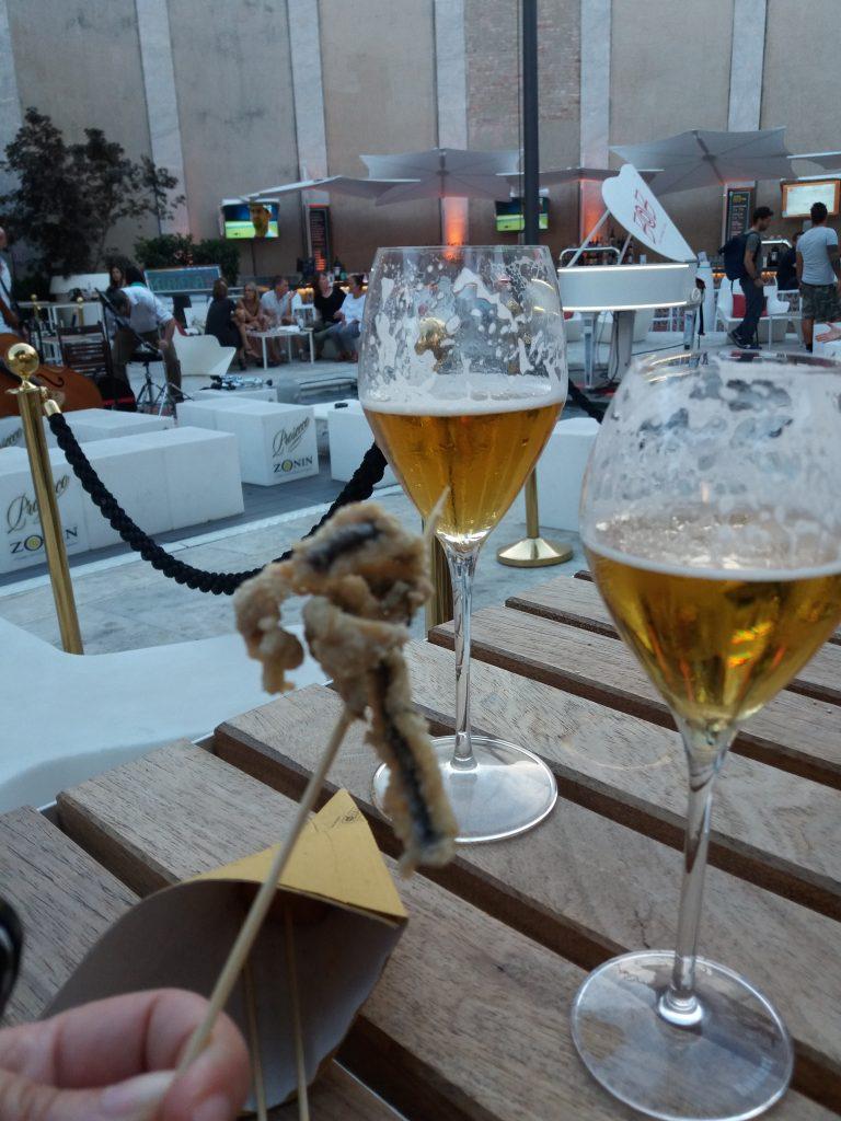 La Corte Reale a Firenze e lo Street Food d'Italia