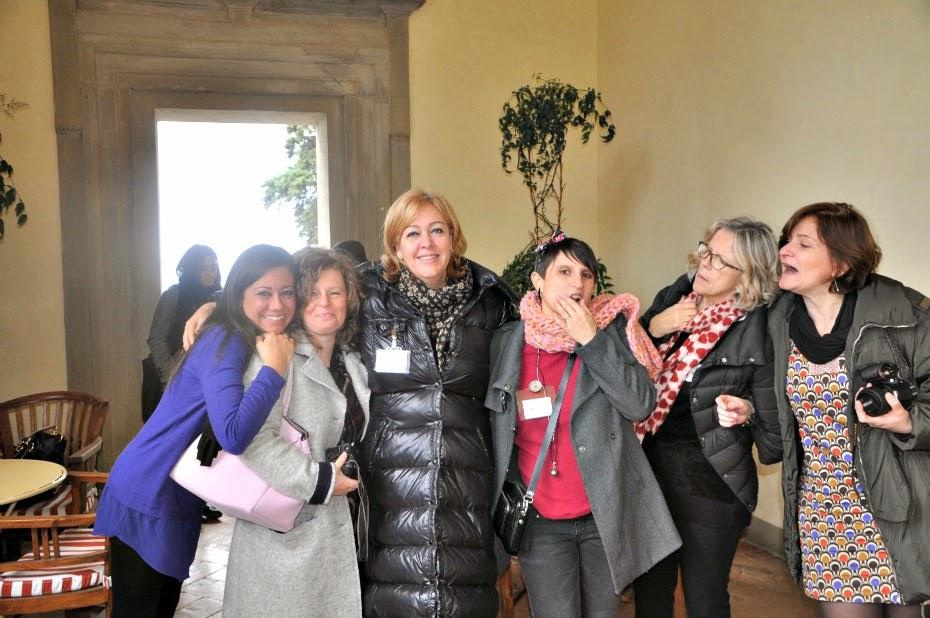 Il 5° Raduno a Villa Il Poggiale e nuovi progetti per le Bloggalline