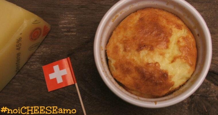 Soufflè piccante all'EMMENTALER DOP e Pasta di Curry Rosso – #noiCHEESEamo