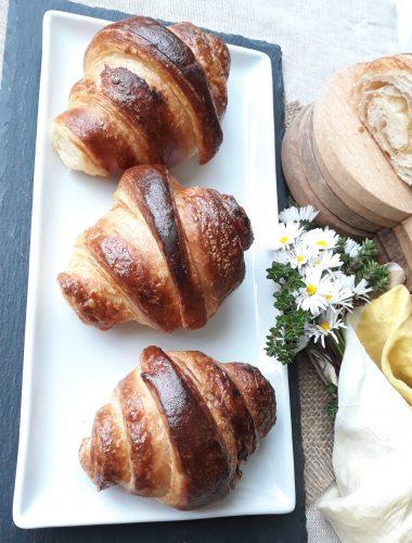 Croissant sfogliati