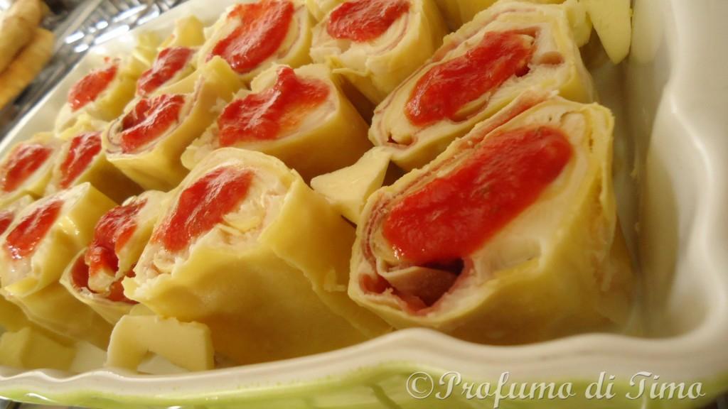 Rose or Lasagna Rolls (5)