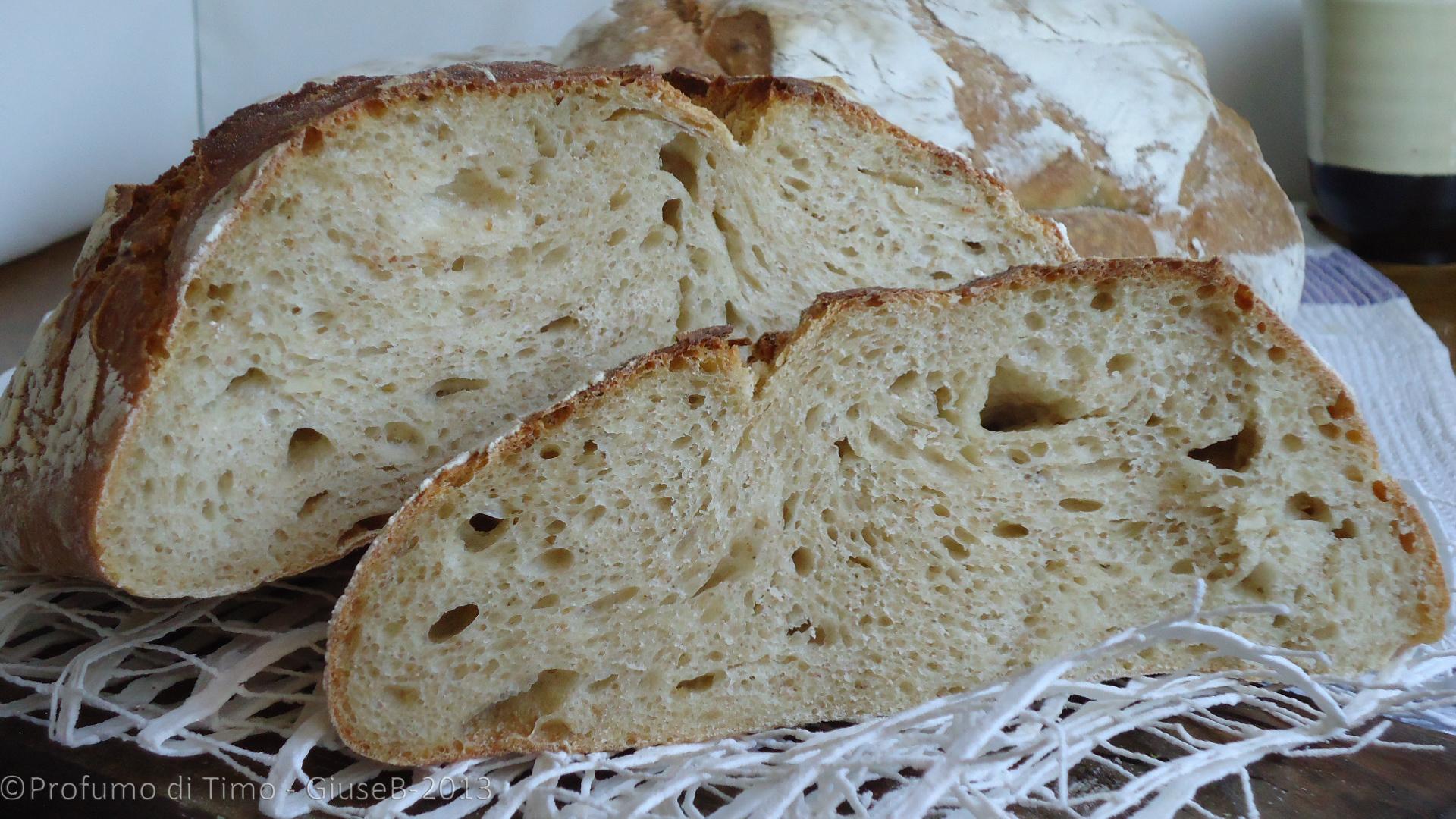 Pagnotte con farina di grani antichi Il Cerreto da agricoltura omeodinamica  (20)