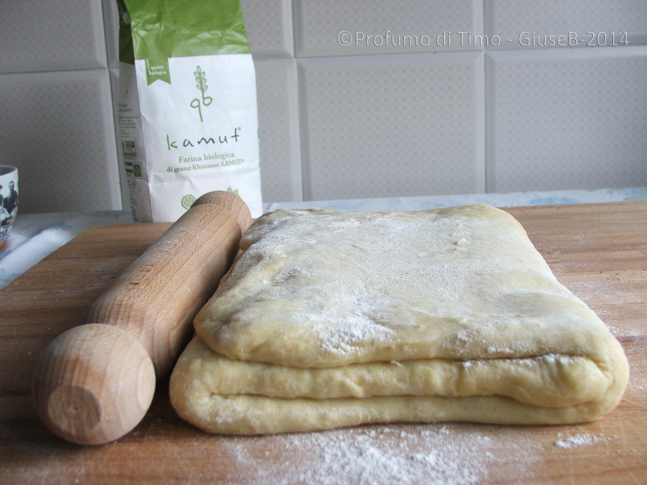 Croissant sfogliati per Blogger Love Qb-