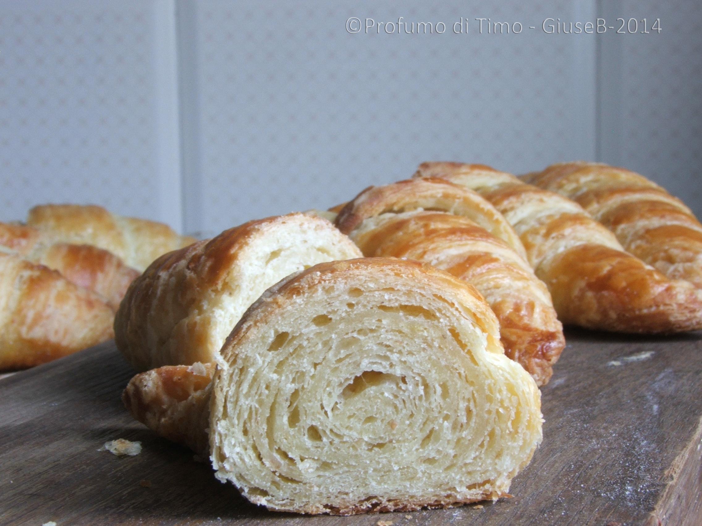 Croissant sfogliati per Blogger Love Qb 1
