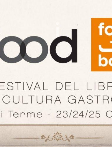 """Al Festival """"FOOD & BOOK"""" con """"Il Gusto della Terra"""" ed IFOOD"""