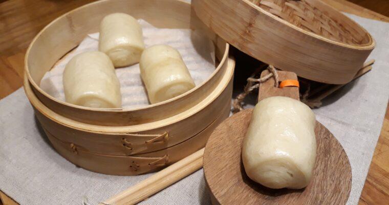 Mantou ovvero panini al vapore cinesi per lo #scambioricette tra le Bloggalline